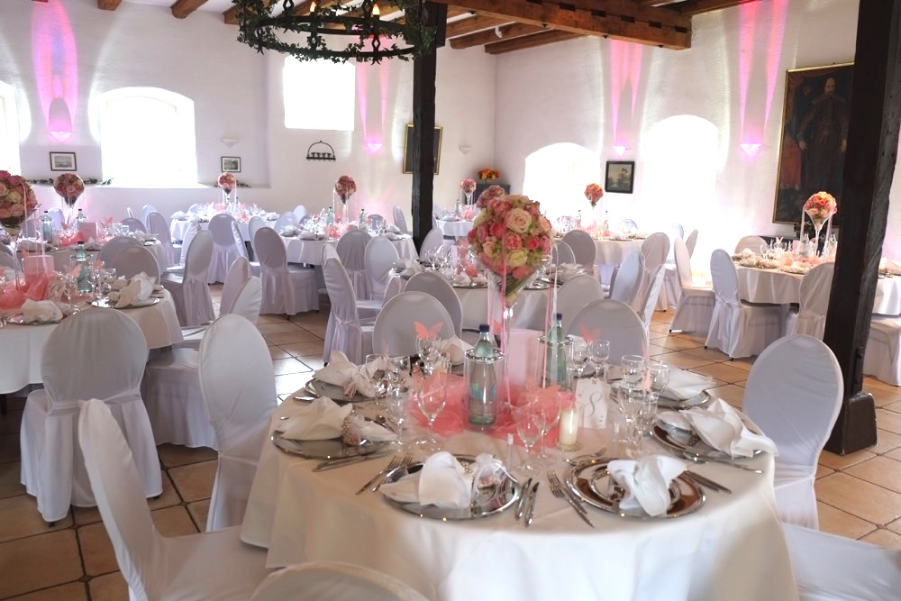 Hameln Location Hochzeit Schloss Hamelschenburg Partyservice Michael